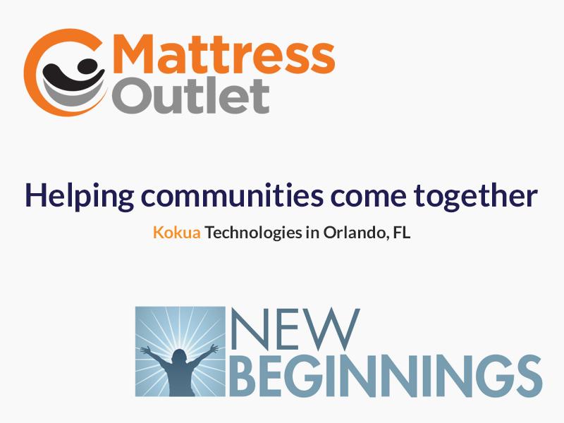 Community Outreach - Kokua Technologies - Orlando, FL
