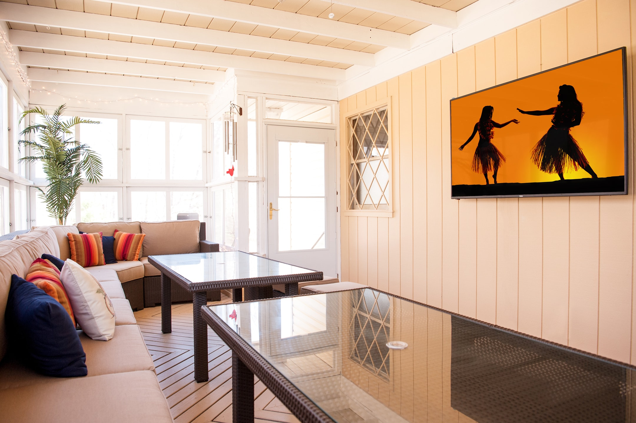 Indoor Porch at Kokua Technologies